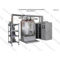 China Pvd Gold Ceramic Coating Equipment , Tin Gold Basin Ion Plating System on sale