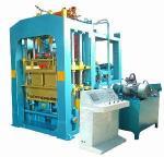 Best Full-Automatic Block Making Machine Line Concrete Brick Machine wholesale