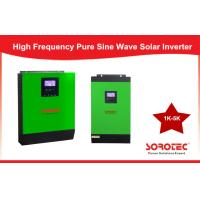 Cheap 1-5KVA Pure Sine Wave Wall Mounted solar based inverter / solar energy inverter for sale