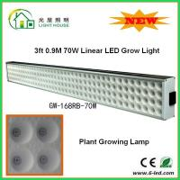 Cheap Hydroponic Led Plant Grow Lights 900mm Waterproof For Greenhouse for sale