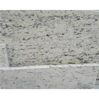 China Seamless Grey Marble Kitchen Countertop Corrosion Resistant Design on sale