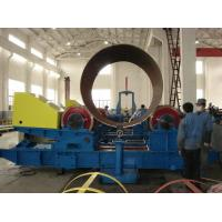Buy cheap Self Aligning Pipe Welding Rotator With Steel / Polyurethane Wheel product