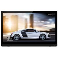 """Cheap 32"""" Large Digital Photo Frame For Video Play Advertising 250cd / m2 Brightness for sale"""
