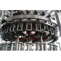 CE Glass Bottle Filling And Capping Machine For Soft Drink Sparkling Soda Water Beer