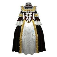 Best Medieval Dress Wholesale XXS to XXXL Luxury Medieval Victorian Renaissance Party Dress Costume Cosplay wholesale