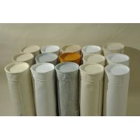 Best High Strength Custom Polyester oil&water repellent and Anti-static Dust Collector Bags For Cement Mine Iron Food wholesale