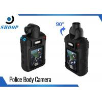 Best Police Statistics Wearable Security Camera 360 Rotation For Law Enforcement wholesale