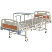 China Medical Manual Hospital Bed on sale