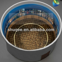 Best The 6-DOF Platform Simulates A Hot Air Balloon Flying Over The City Dome Screen Cinema wholesale