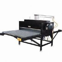 China Automatic Doubal Stations Sublimation Heat Transfer Printing Machine (JT-A) on sale