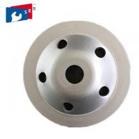 Best Diamond Cup Wheel With Carbon Steel Body For Grinding Granite Stone wholesale