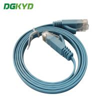 Buy cheap Ethernet Patch Cable Rj45 Utp Cat6 Flat Ethernet Cable With CE / UL / Certificat from wholesalers
