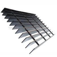 China T3 Steel Grating Stair Treads on sale