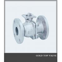 Best Casting Full Port Flange Ball Valve ANSI/API/ASME/ASTM 150lb wholesale