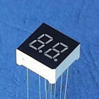 Best 7 Segment LCD Display with -25 to 75 degree Celsius of Storage Temperature wholesale