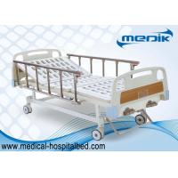 Best Handicapped Nursing Manual Hospital Beds Double Function Home Care wholesale