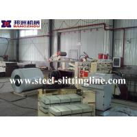 Best 15t Steel Cut To Length Machine With Cutter And Leveler For HR / CR wholesale