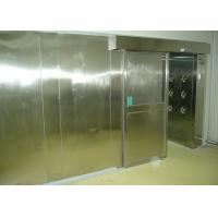 Best U Type Automatic Air Shower Tunnel For Aerospacevoyage Industry Cleanroom wholesale