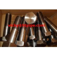 Best Nickel Alloy 625/2.4856 DIN933 stainless steel hex bolt fastener EN2.4856 wholesale