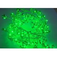 Best Indoor LED Christmas Fairy Lights Green 120 Bulbs 5v Copper Wire String Lights wholesale