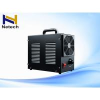 Best CE 3g/Hr Black Portable Ozone Generator 80w Air Cooling For Washing Vegetables wholesale