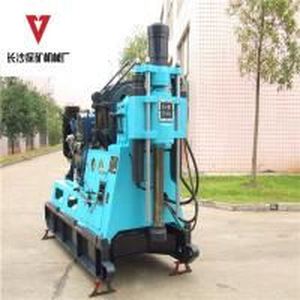 China Diamond Drilling Machine / Water Well Drilling Machine Depth 1300m on sale