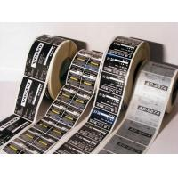 Best Customized self adhesive labels  bottle Labels / advertising Stickers wholesale