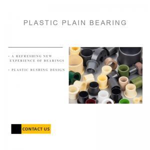 Best Thermoplastic plastic sliding bearing, plastic, Maintenance-free wholesale