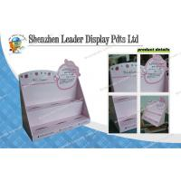 China Two Layers Corrugated Paper Counter Birthday Cake Display Boxes on sale