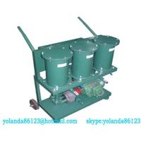 Buy cheap Series JL Portable Oil Purifier and Oiling Machine from wholesalers