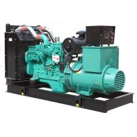 Best Famous brand Cummins series 500kw diesel generator set factory direct sale wholesale