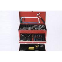 China 265 pieces Household Tool Kits with Red High Glossy Tool Chest(THB-2104l-T265PC) on sale