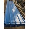 Buy cheap 1500 - 3800mm Length JIS G3322 CGLCC, ASTM A792 Prepainted Corrugated Steel Roof from wholesalers