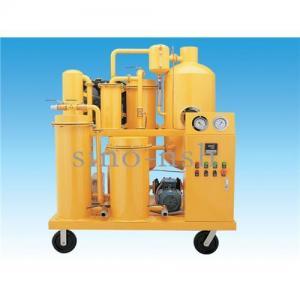 China SINO-NSH LV Lubrication Oil Filtration Machine on sale