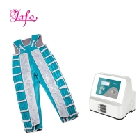 Best LF-1035 2021 new design 24 air bags pressotherapy lymph drainage machine with 6 style clothes wholesale