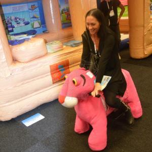 Best Stuffed Animals Plush Wheel Plush Riding Animals Zippy Rides wholesale