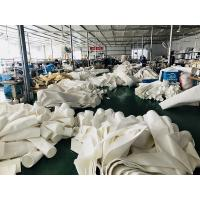 Best Custiomized Dust Collector Filter Bags , Steel Plant Polyester Filter Bag wholesale