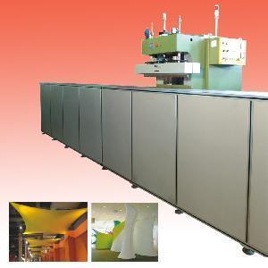 Best Automatic HF PVC Ceiling Machine (GL-5G/QTZ) wholesale