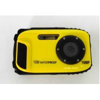 Best waterproof sports camera with 2.7'' TFT LCD 16MP 10 Meters underwater DC-188 wholesale