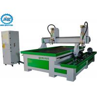 Best Dual Spindles 4th Axis Rotary Cnc Router Machine With Water Tank For Aluminum Processing wholesale