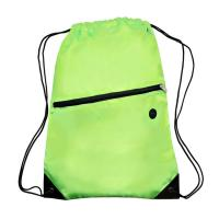 Cheap Most Popular Best Selling Promotional Polyester Drawstring Bag/Back Pack