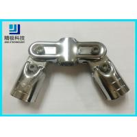 Best Wear Resistant Chrome Pipe Connectors HJ-12D Flexible For Industry wholesale