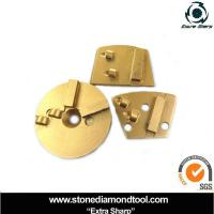 China Concrete Diamond Grinding Disc PCD Diamond Stone Floor Abrasive Tools on sale
