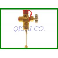 Best Australian LPG Gas Tank Valves , Inlet thread W20.161×1/4 / accept other model wholesale