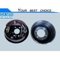 Best ISUZU Hand Brake Assembly Have Steel Drum And Iron Drum With Brake Shoes And Plate wholesale