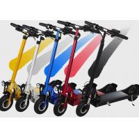 Best Lightweight Standing Electric Scooter , Fashion Sport 2 Wheel Scooter wholesale