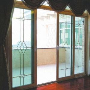 Best Sliding Glass Aluminum Doors with Handle, Aluminum Door Frame Profile wholesale
