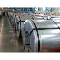 China Hot Dipped Galvanized Sheet Metal Coils / GI Steel Coil Grade DX51D ZINC 40G-180G on sale