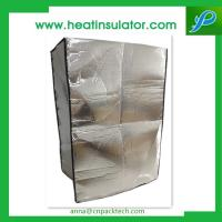 China Cold Chain Shipping Thermal Heat Insulation Pallet Cover Protecting Cargo on sale