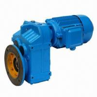 China FAF Series Helical Gear Motor, Low Noise, High Efficiency on sale
